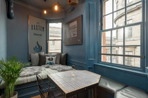 The Baxter Hostel - Edinburgh - Olohuone
