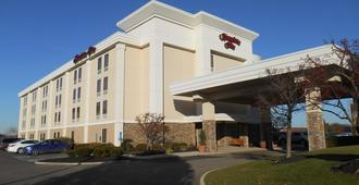 Hampton Inn Columbus - Airport - Columbus - Building