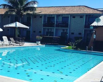 Porto Bali Hotel - Santa Cruz Cabrália - Pool