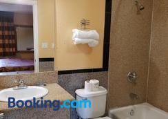 Central Inn Motel on 41 Street - Los Angeles - Bathroom