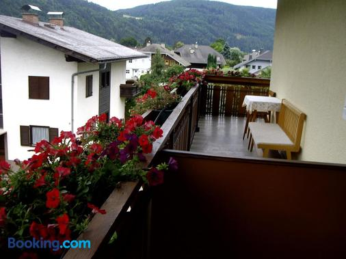 Haus Karnten - Döbriach - Balcony