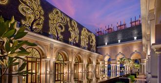 The Leela Palace Chennai - Madrás - Edificio