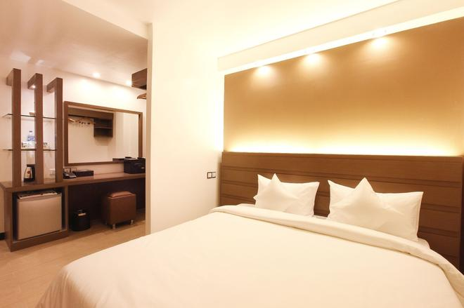 Clover City Center Plus - Yangon - Bedroom