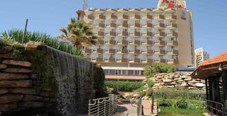 Park Hotel Netanya - Нетания - Здание