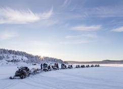 Visit Inari Cabins - Inari - Outdoors view