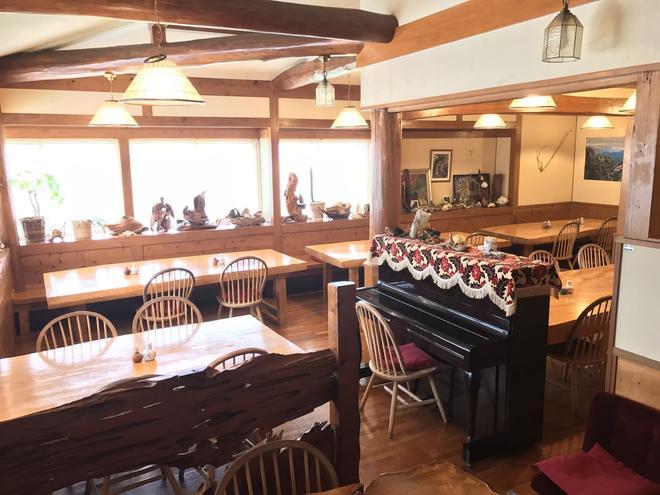 屋久島民宿 - 青年旅舍 - 屋久島町 - 餐廳
