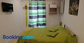 Apartamenty Metro Mlociny - Warsaw - Bedroom
