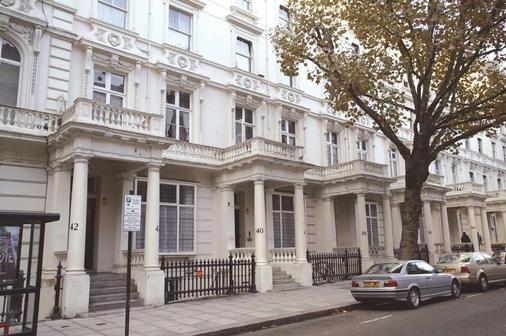 Sandeman-Allen House - London - Toà nhà
