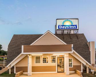 Days Inn by Wyndham Vernon - Vernon - Gebouw
