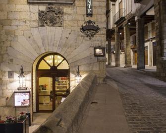 Hotel Cardenal Ram - Morella - Vista del exterior