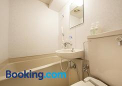 Hotel Green City - Sendai - Bathroom