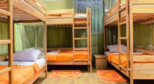 Ballet Hostel - Kyiv - Bedroom