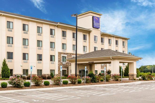 Sleep Inn and Suites Mount Olive North - Mount Olive - Building