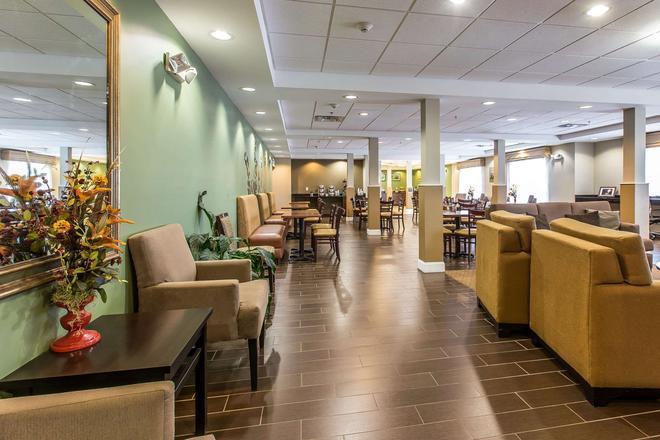 Sleep Inn and Suites Mount Olive North - Mount Olive - Lobby