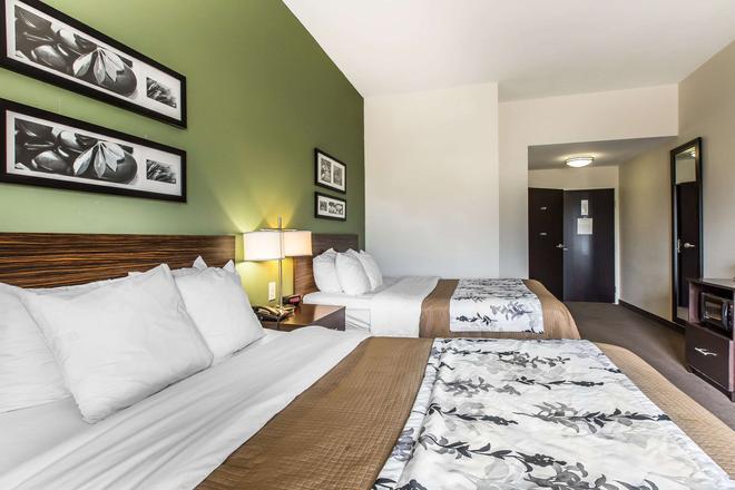 Sleep Inn and Suites Mount Olive North - Mount Olive - Bedroom