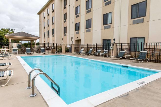 Sleep Inn and Suites Mount Olive North - Mount Olive - Pool