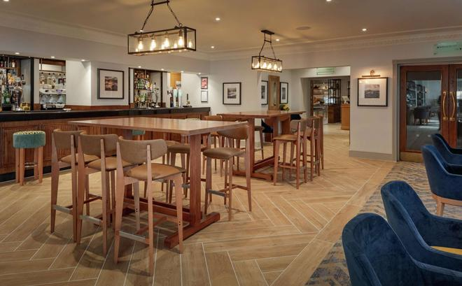 DoubleTree by Hilton Forest Pines Spa & Golf Resort - Scunthorpe - Bar