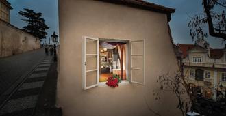Design Hotel Neruda - Prague - Outdoor view