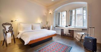 Design Hotel Neruda - פראג - חדר שינה