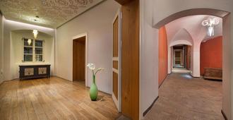Design Hotel Neruda - Praga - Corredor