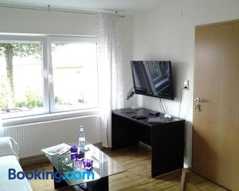 Ferienhaus Schloss-Garten - Gleiszellen Gleishorbach - Living room