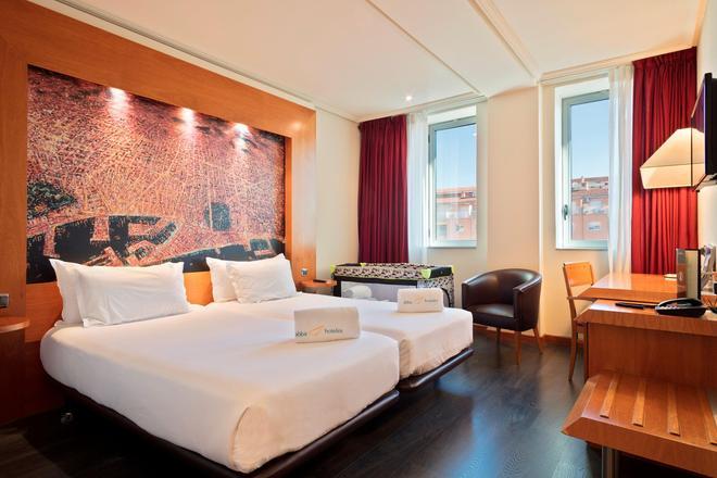 阿巴桑茲酒店 - 巴塞隆拿 - 巴塞隆納 - 臥室
