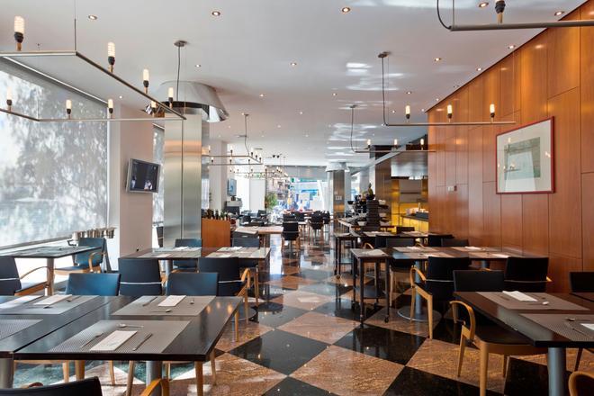 阿巴桑茲酒店 - 巴塞隆拿 - 巴塞隆納 - 餐廳