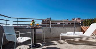 Abba Sants - Barcelona - Balkon