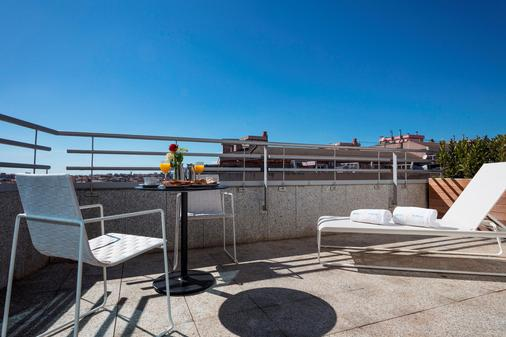 Abba Sants Hotel - Barcelona - Balcony