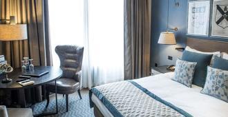 中央大酒店 - 格拉斯哥 - 格拉斯哥 - 臥室