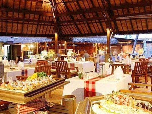 Nora Beach Resort and Spa - Ko Samui - Restaurant