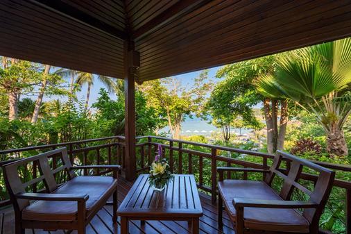 諾拉海灘度假村 - 蘇梅島 - 蘇梅島 - 陽台