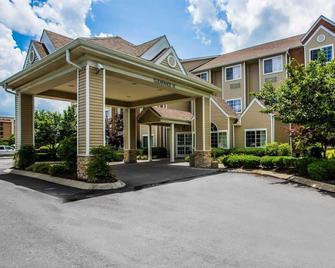 Quality Inn & Suites - Mount Juliet - Building
