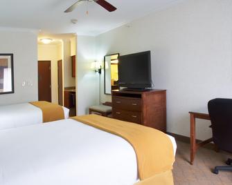 Holiday Inn Express & Suites Lufkin South - Lufkin - Slaapkamer