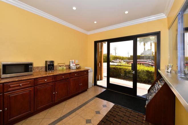 Americas Best Value Inn & Suites Los Angeles Downtown Sw - Los Angeles - Aula