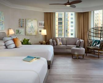 Pelican Grand Beach Resort - A Noble House Resort - Fort Lauderdale - Bedroom