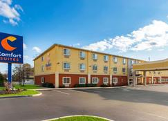 Comfort Suites Atlantic City North - Absecon - Building