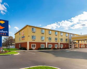 Comfort Suites Atlantic City North - Absecon - Edificio