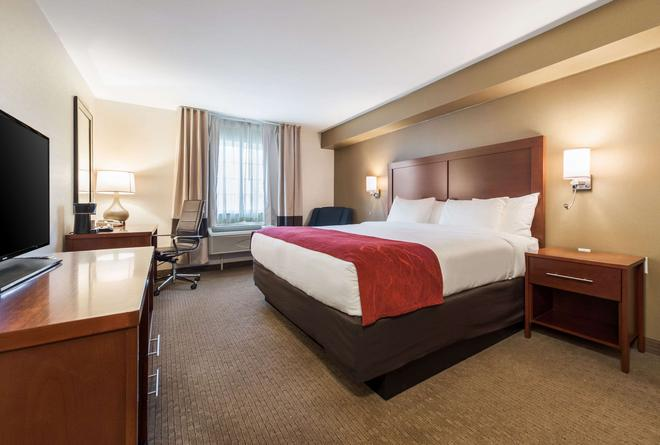 Comfort Suites Atlantic City North - Absecon - Makuuhuone