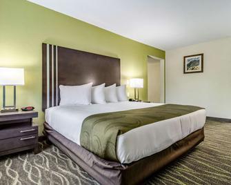 Quality Inn and Suites Creedmor - Butner - Creedmoor - Ložnice