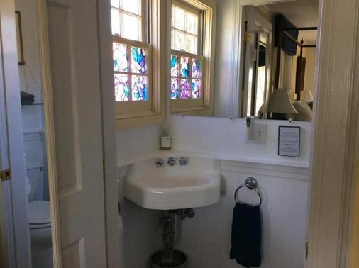 Samuel Durfee House B&B - Newport - Μπάνιο