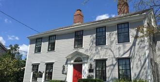 Samuel Durfee House B&B - Newport - Building