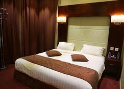 Safwat El Amal Suites - Alhada - Bedroom