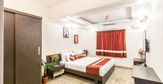 Octave Studio Hotel - Bengaluru - Bedroom