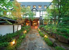 Hodakaso Yamano Hotel - Takayama - Edificio