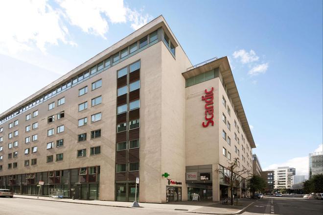 斯堪迪克斯爵爾斯特酒店 - 奥斯陸 - 奧斯陸 - 建築