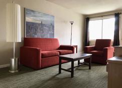 Beausejour Hôtel Appartements - Dorval - Sala de estar