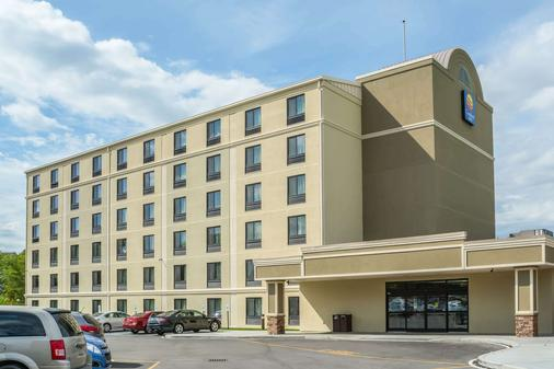 Comfort Inn The Pointe - Niagara Falls - Building