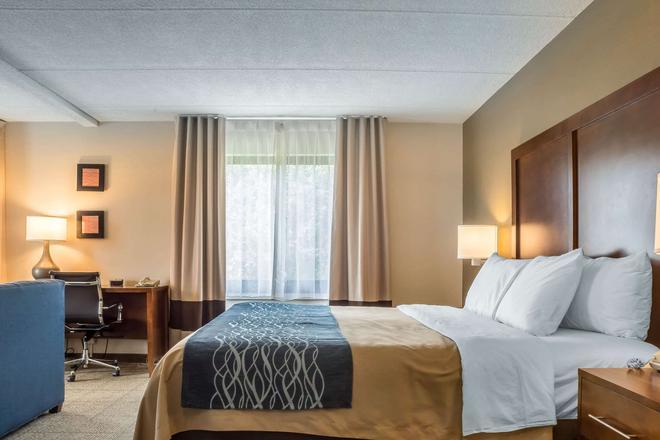 泊蔭特凱富酒店 - 尼加拉瀑布 - 尼亞加拉瀑布 - 臥室
