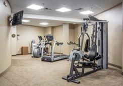 Comfort Inn The Pointe - Niagara Falls - Gym